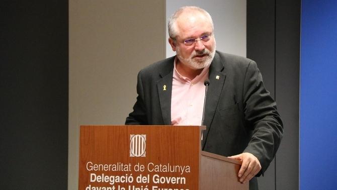 Un acte amb Lluís Puig a la delegació de Brussel·les irrita el govern espanyol