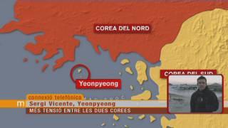 Sergi Vicente penetra fins l'epicentre del conflicte entre les dues corees