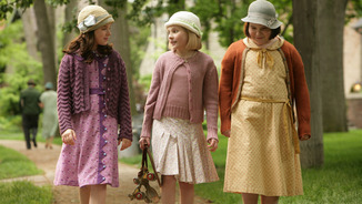 "Una escena de ""Kit Kittredge: una nena americana"""