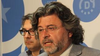 Antoni Castellà, aquest dilluns, en una compareixença informativa (ACN)