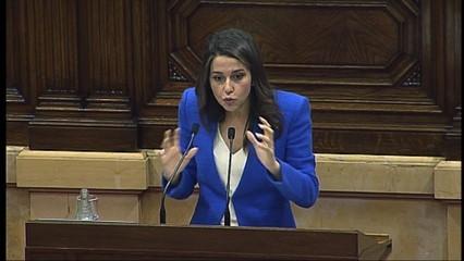 L'oposició titlla de triomfalista el discurs del president