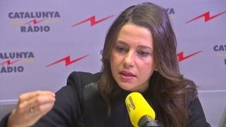 """Inés Arrimadas, aquest dijous, a """"El matí de Catalunya Ràdio"""""""
