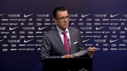 """Vives: """"Benedito té un deute amb el club"""""""