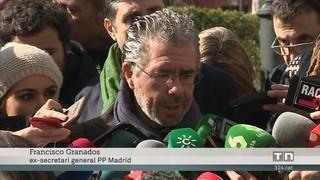 Granados implica Cifuentes, Aguirre i Ignacio González en el finançament il·legal del PP