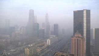 Episodi de contaminació a Pequín