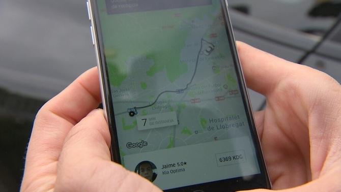 El que has de saber sobre el retorn d'Uber a Barcelona