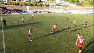 The Cup 2018 Torneig Juvenil Sant Pol: FC Barcelona-Girona FC