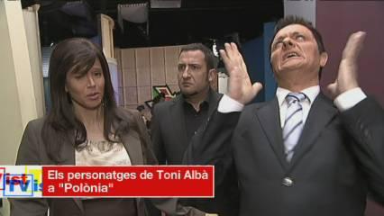 Parlem amb Toni Albà
