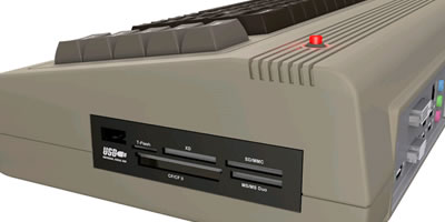 Torna el Commodore 64.