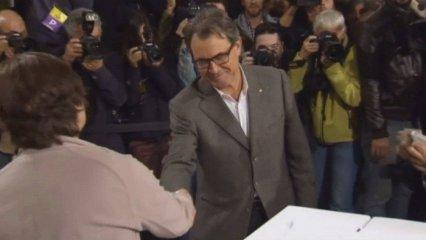 Artur Mas, protagonista de l'any