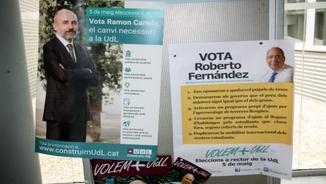 """""""Catalunya migdia Lleida"""": Dia d'eleccions a rector a la Universitat de Lleida"""