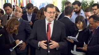Rajoy refreda les expectatives de reforma constitucional