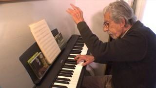 El pianista Francesc Burrull rep el Premi d'Honor d'Enderrock per la seva trajectòria