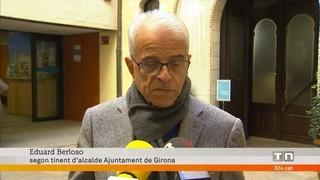 Girona comença a multar els ciclistes que circulin per la vorera