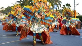 Aquest Carnaval ens hem gastat 86 euros de mitjana en menjar, beure i disfresses