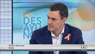 Pedro Sánchez vol modificar el Codi Penal per adequar el delicte de rebelió al cas català