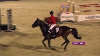 Hípica: FEI Nations Cup Jumping Final 1a.ronda