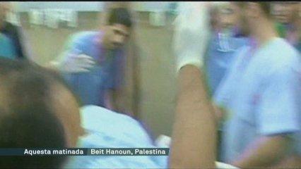 Israel bombardeja la Gaza