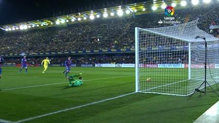 Resum Vila-real 1 - Barça 1