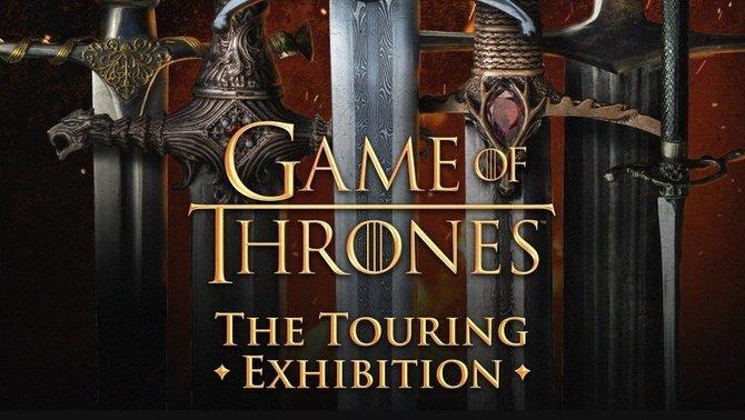 """""""Joc de trons"""" tria Barcelona per a l'inici d'una gran exposició mundial"""