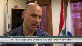 La policia libanesa anuncia la recuperació d'un possible Dalí