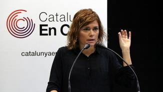 """Elisenda Alamany: """"O les forces independentistes obren l'espectre sobiranista o no ens en sortirem"""""""