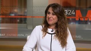 Entrevista a Patrícia Plaja, cap de comunicació dels Mossos d'Esquadra. L'atemptat de la Rambla i Cambrils, sis mesos després