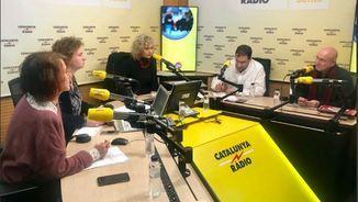 E. Giménez-Salinas, Mònica Sabata, Mònica Terribas, Alejandro Tercero i Joan M. Tresserras