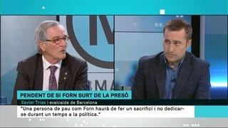 """Trias: """"Rajoy m'ha fet fer el ridícul, perquè vaig defensar el seu tarannà"""""""