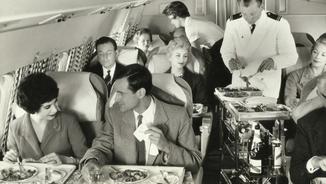 Si vols que el menjar d'avió tingui més bon gust, posa't taps!