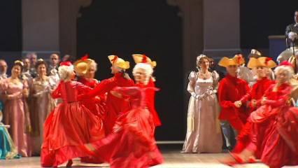 Txaikovski pren el Liceu