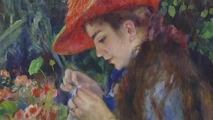 Primera exposició monogràfica de Renoir al Prado