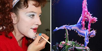 Pepa Plana fitxa pel Cirque du Soleil