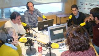 Marta Lasalas, Francesc Canosa, Xavi Freixas, Nacho Martín Blanco i Jordi Borràs