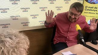 """Xavier Domènech: """"Qui pensi que recuperar la Generalitat és autonomisme, ha perdut el nord"""""""