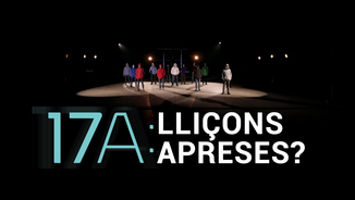 """""""17A: lliçons apreses?"""", de Montserrat Besses"""
