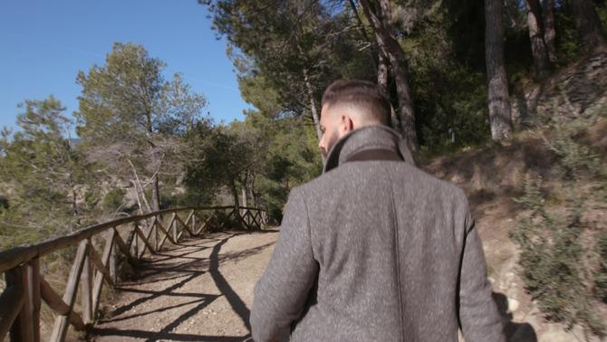 Marc Ribas de passeig pel Vallès
