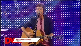 "Sidonie ens interpreta ""Carreteras infinitas"""