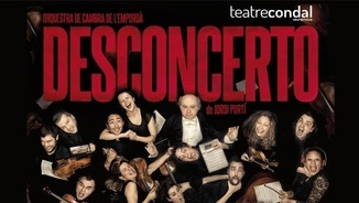 """Desconcerto són dos espectacles, un de musical i l'altre, gestual"""