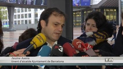 Jaume Asens explica la trobada amb Carles Puigdemont a Brussel·les