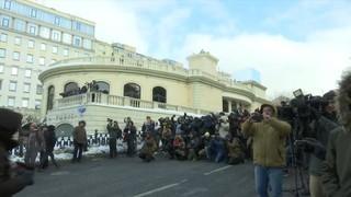 Clam contra Putin al centre de Moscou