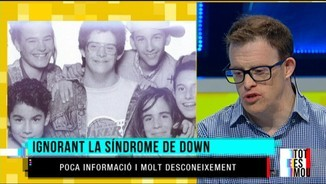 Ignorant la síndrome de Down