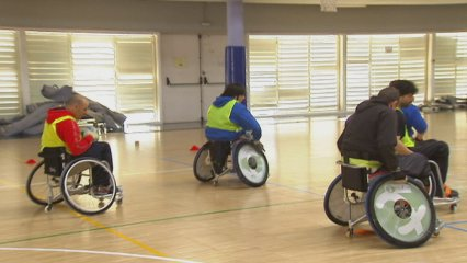 """Quad rugby"""