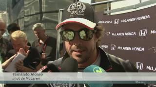 Les preferències d'Alonso per la final de la Champions
