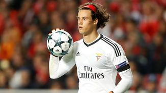 Mike Svilar, porter del Benfica (Reuters)