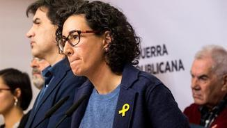 """Rovira: """"L'empresonament de Junqueras és un intent encobert d'il·legalitzar la candidatura d'ERC"""""""
