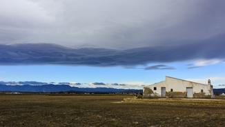 Núvols de vent a l'Aldea (Pili Rius)