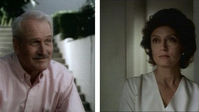 Paul Newman va donar part del sou a Susan Sarandon perquè cobrés el mateix que ell