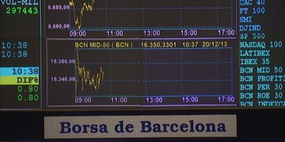 Un any d'augments a la borsa