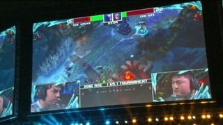 "El torneig de ""League of Legends"" fa furor a Barcelona"